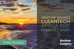 VC Backed CleanTech Africa Market Map