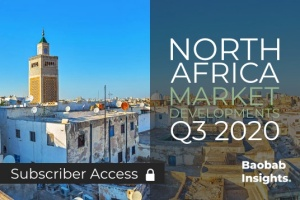 North Africa VC Investment Q3 2020