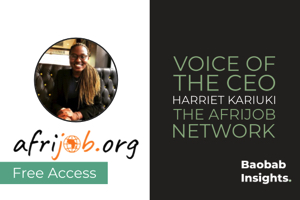 Voice of the CEO - The Afrijob Network