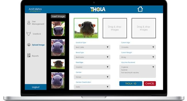 3DIMO Thola Application