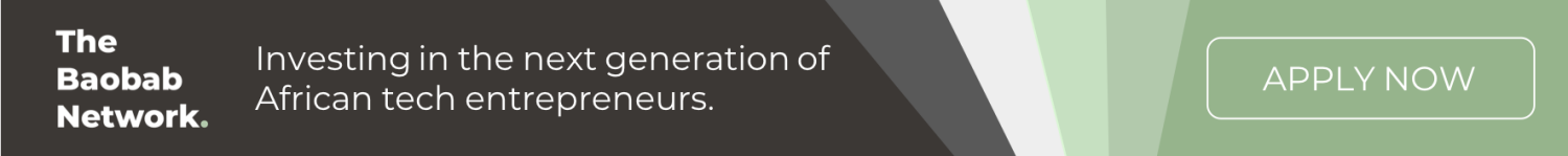 The Baobab Network Accelerator Application Banner