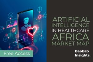22 AI Enabled HealthTech - Africa Market Map