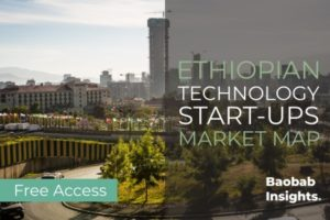 Ethiopia Start-up - Africa Market Map